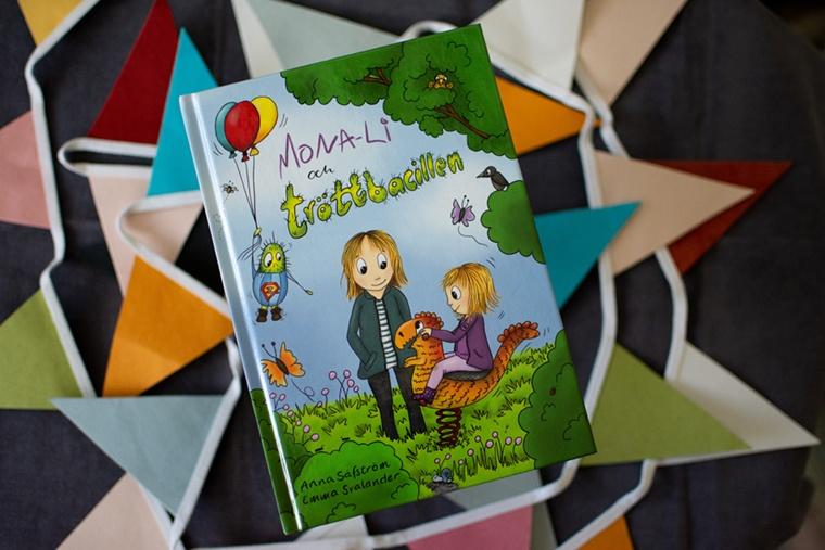 mona-li och tröttbacillen bok
